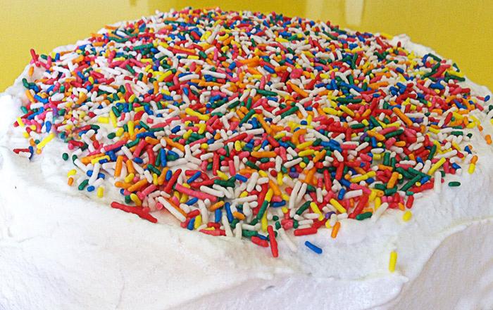 bolo de camadas