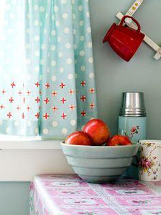 cortina pintada