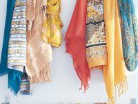 Opções para guardar lenços