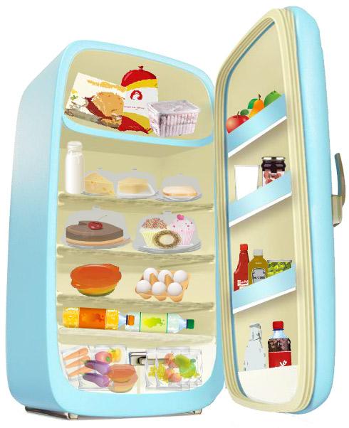 Organizar a geladeira