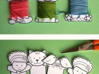 Crie suas próprias bobinas para linhas