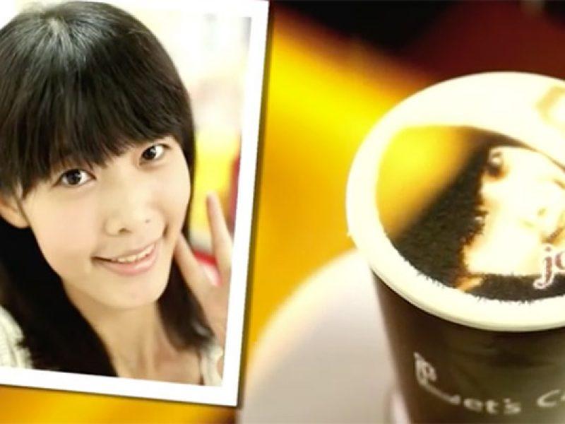 Um cafezinho com a sua cara