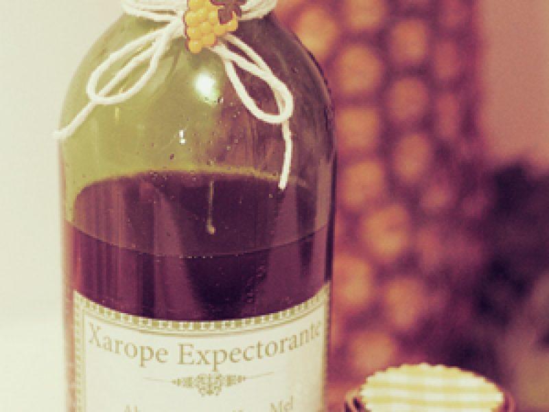 Xarope Expectorante Caseiro