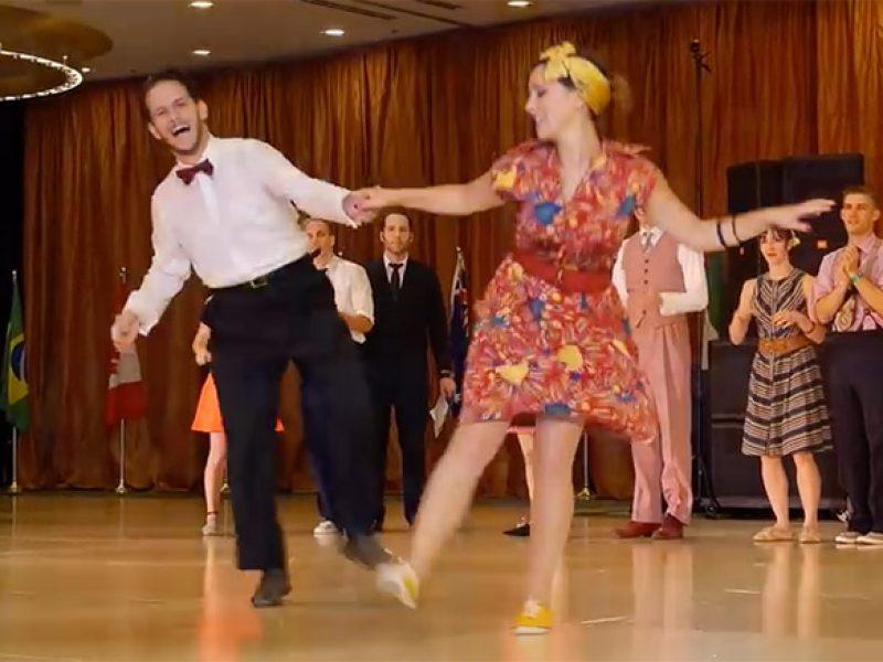 Resgate de Boas Sensações: Lindy Hop