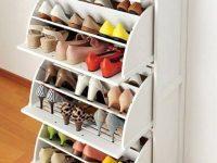 Onde guardar tantos sapatos?