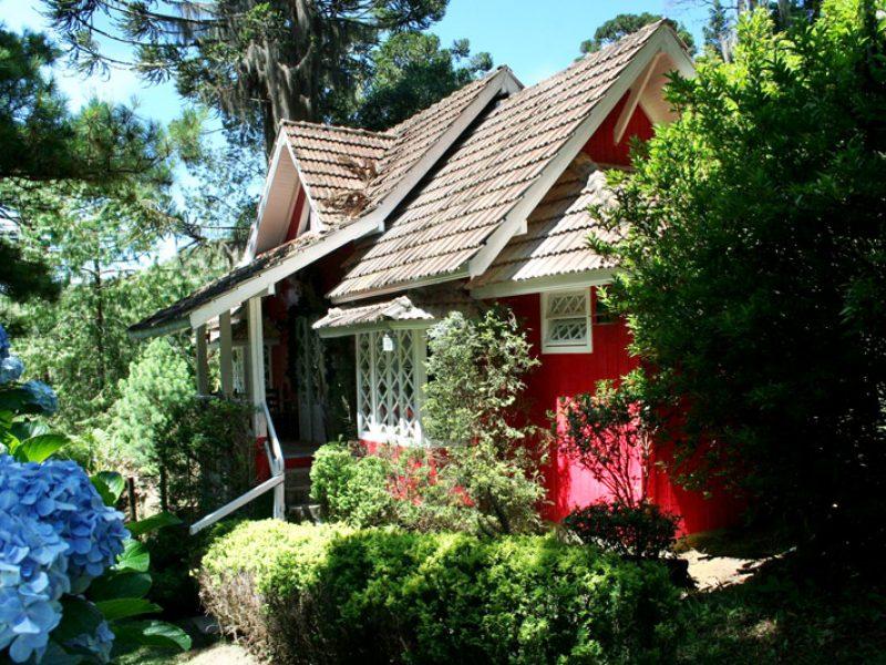 A Jardineira – Parte II – Casa do Papai Noel