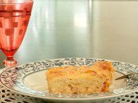 Torta de Pão Quente da Adiléa