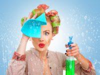Solução Caseira para Limpar Vidros