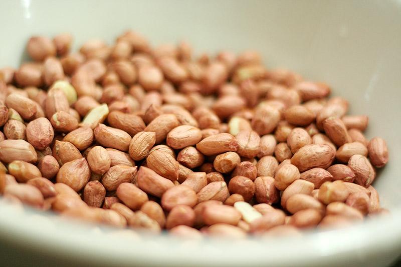 amendoim doce de micro-ondas