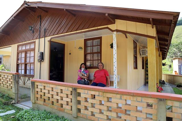 Casa da Norni e da Cristiane