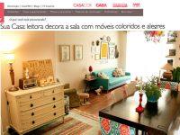 Portal da Revista Casa Claudia