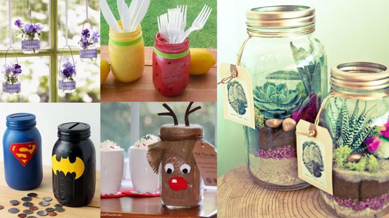 Vidro de conserva: como reutilizá-los