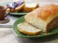 Receita de pão de aipim