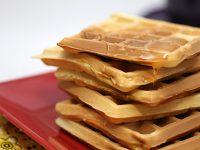 Waffles – receita básica