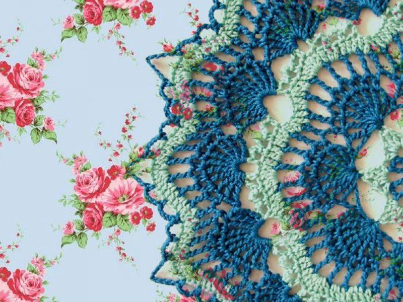 Toalhinhas de crochê: 10 opções para novo uso