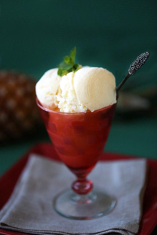 receita de sorvete caseiro