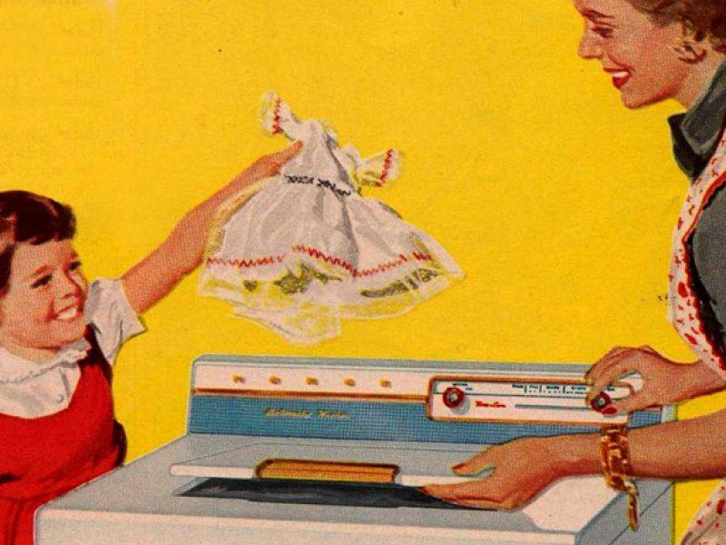 Eletrodomésticos com design retrô