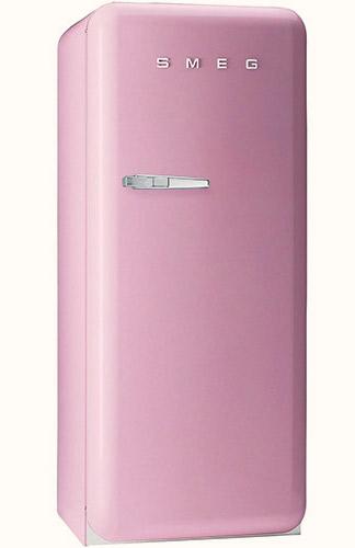 geladeira com design retro
