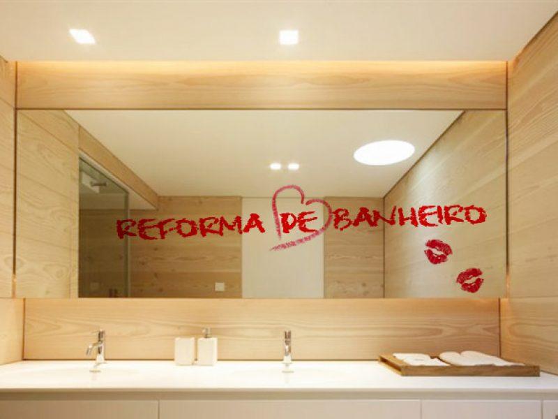 Reforma de banheiro: 10 opções