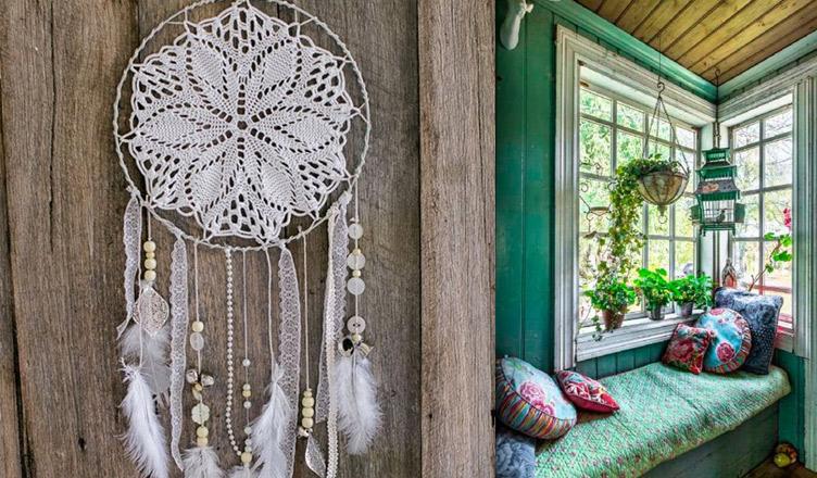 Como criar um estilo Bohemian na decoração