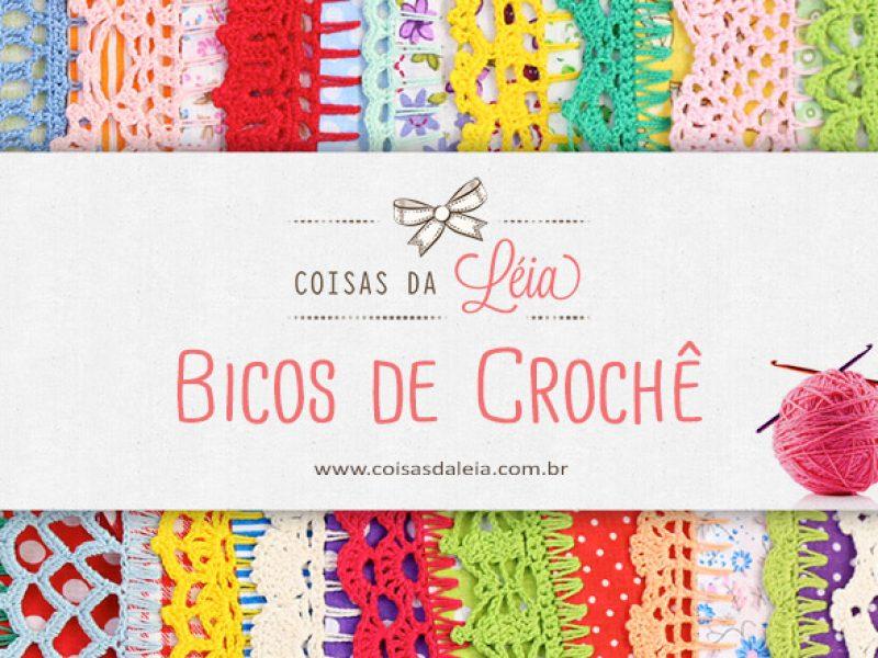 Bicos de Crochê – E-book Gratuito