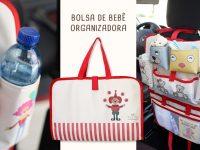 Bolsa de bebê organizadora – Loja Coisas da Léia