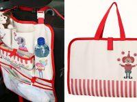 Bolsa de bebê organizadora para o carro
