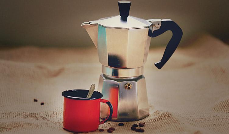 Dicas para fazer um bom café na cafeteira italiana