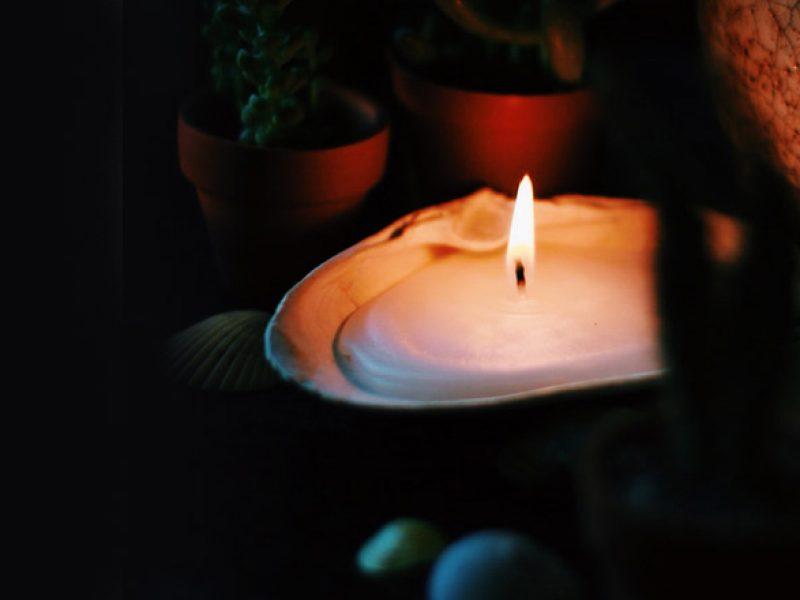 Luminária de concha: traga o verão para dentro de sua casa
