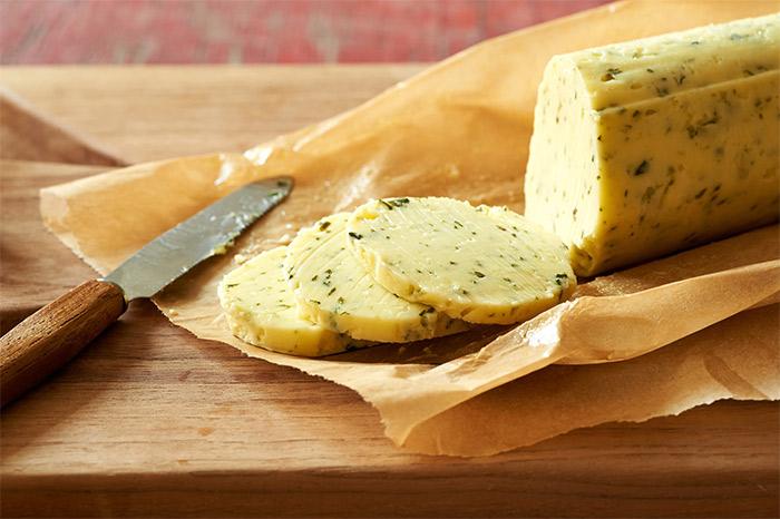 Manteigas temperadas