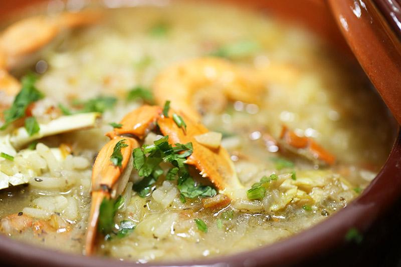 sopa de siri