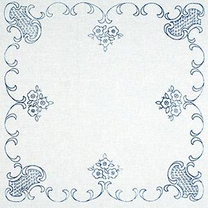 bordado simples