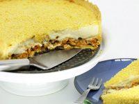 Torta salgada baiana