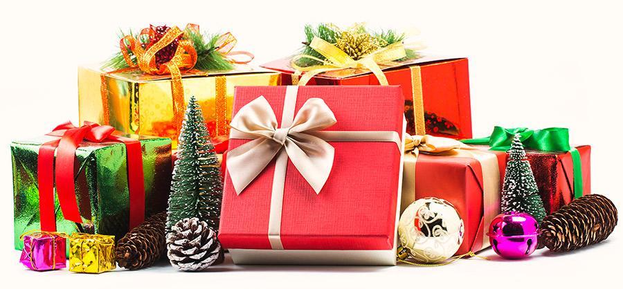 Lista de presentes para o Natal