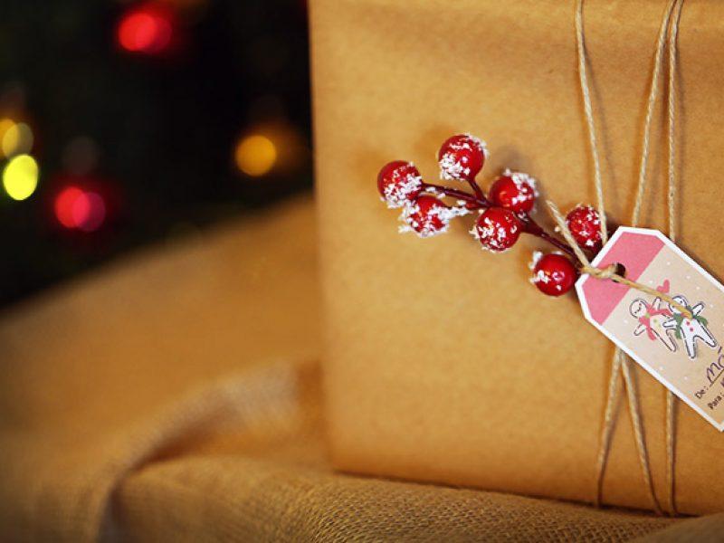 Tags de Natal – Etiquetas De:  Para: