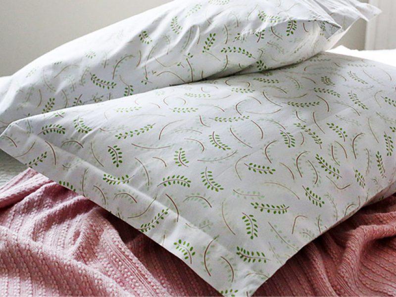 Como fazer fronha de travesseiro