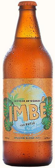 Cervejaria imbé - Belgian Blond Ale com Butiá
