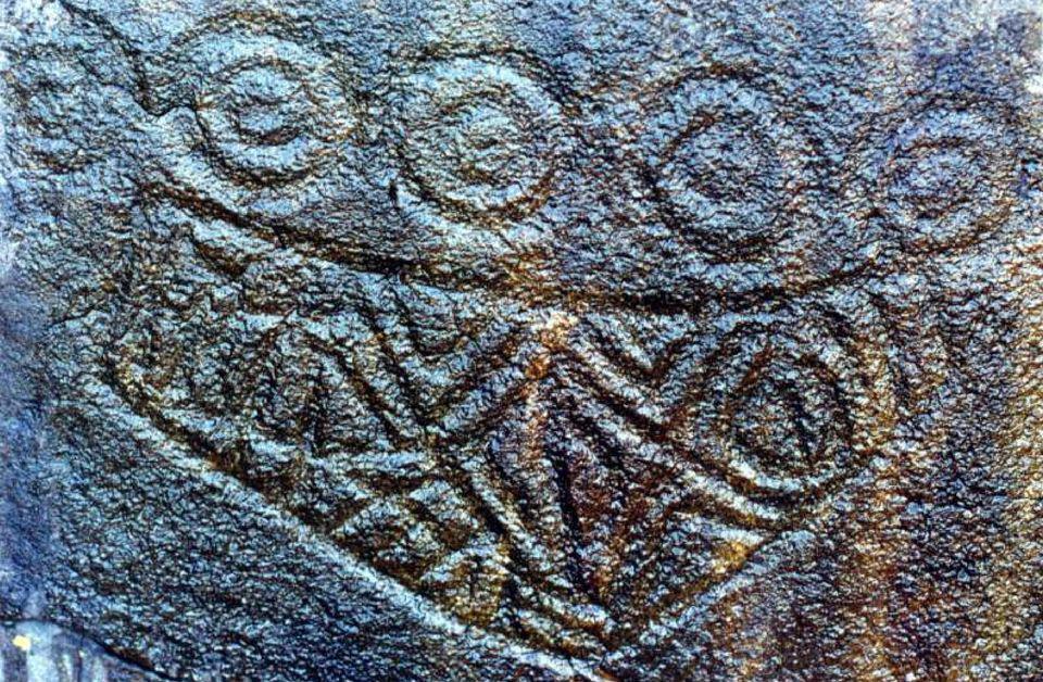 inscrições rupestres sc