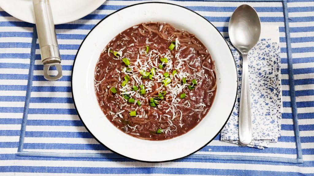 Sopa de Feijão ou Minestra