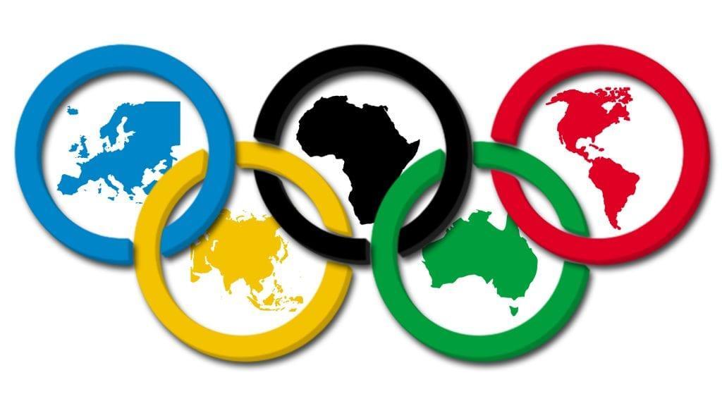 olimpíadas 2021 - símbolo das olimpiadas