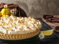 Torta de limão: a sobremesa preferida nos nossos Natais