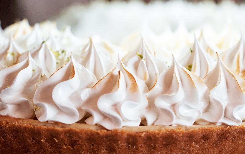merengue torta de limão